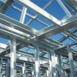 Residential steel framing. (All photos courtesy of FrameCad.)
