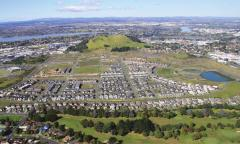 Stonefields site in Auckland.