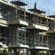 More higher-density housing is being built.