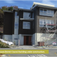 Kaikoura District Council under construction